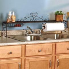 Kitchen Bakers Rack Curtains For Bay Windows Shelf | Ebay
