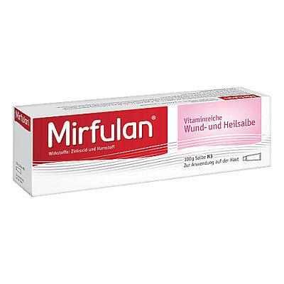 MIRFULAN Wund- und Heilsalbe 100g PZN 00680354