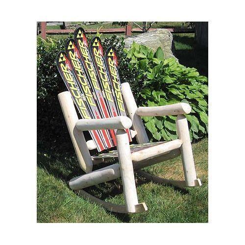 cedar adirondack chairs plans voom ergonomic chair in black colour by emperor ski | ebay