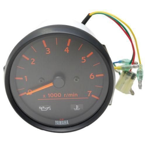 Speedometer Tachometer On Yamaha Digital Outboard Fuel Gauge Wiring