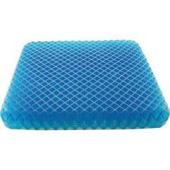 Gel Cushion For Chairs Steel Chair To Buy Seat | Ebay