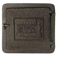 Cast Iron Fireplace Door | eBay