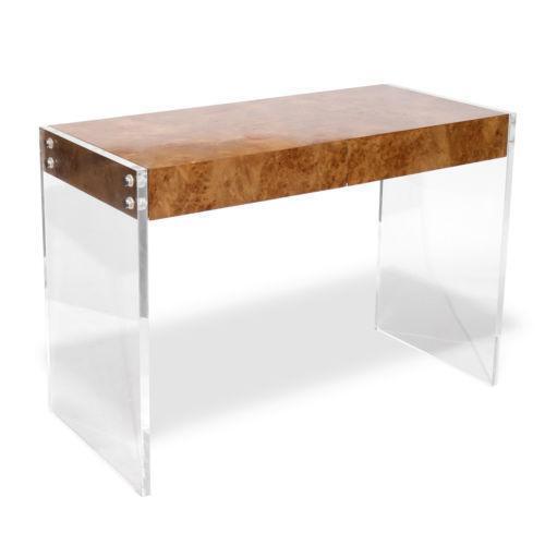Lucite Desk  eBay