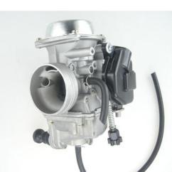 Kawasaki Prairie 300 Parts Diagram Volkswagen Beetle Wiring Honda Foreman 400 Carburetor   Ebay
