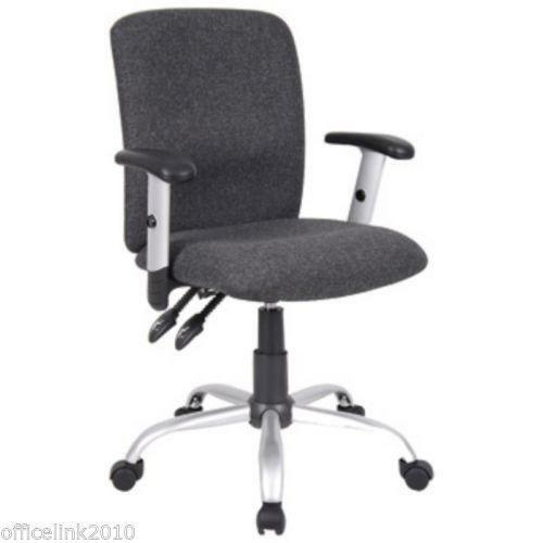 swivel chair ikea uk painted adirondack chairs office no arms   ebay