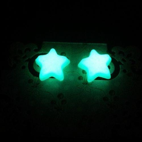 Glow in The Dark Earrings
