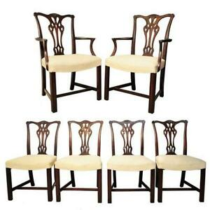 chippendale dining chair cardboard design rubric ebay room chairs