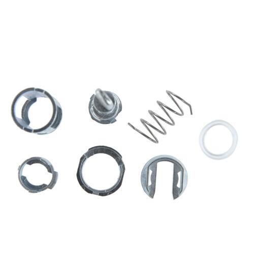 2x Door Lock Cylinder Barrel Repair Kits for Volkswagen