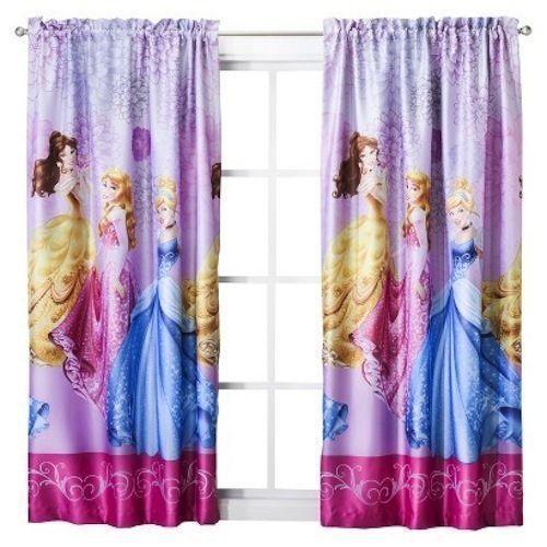 Disney Princess Curtains  eBay