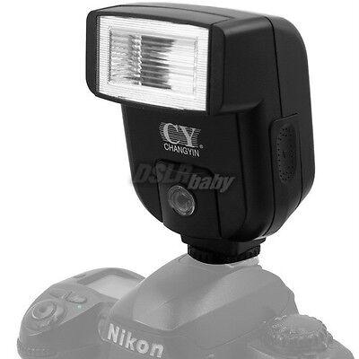 YINYAN CY-20 Universal Blitzschuh Kamera Blitzgerät Licht für Canon NIkon
