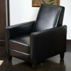 Christopher Knight Club Chair Outdoor Wicker Rocking Canada Home Darvis Black Leather Recliner Ebay Stock Photo