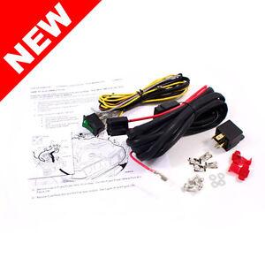 92 99 BMW E36 3 Series Fog Light Wiring Harness Kit w