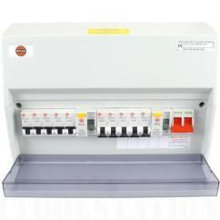 Wylex Consumer Unit Wiring Diagram Of Pneumatic Office Chair Garage Toyskids Co Business Industrial Ebay