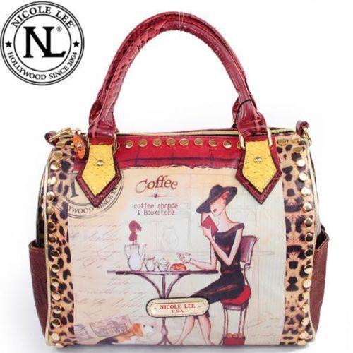 Nicole Lee Handbags  eBay