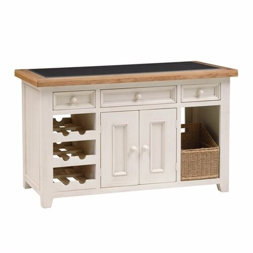 distressed kitchen island decorating ideas kitchens second hand cotswold company marseille collection only