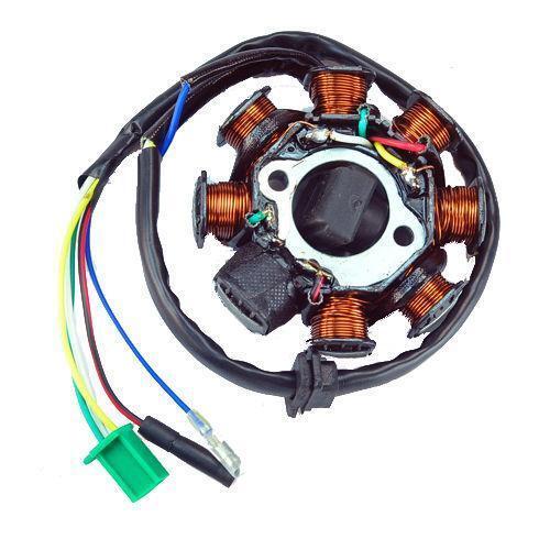 110cc Atv Engine Parts Diagram 125cc Stator Parts Amp Accessories Ebay