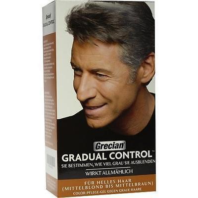 GRECIAN Gradual Control Gel f.helles Haar 40 ml PZN 1842103