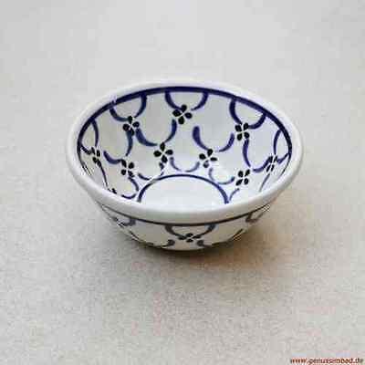 Keramik-Rasierseifenschale, Original Bunzlauer Keramik