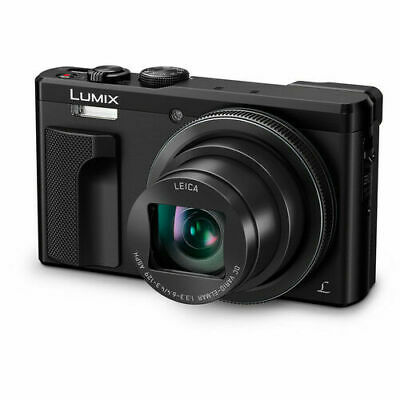 Panasonic Lumix DMC-ZS60 Digital Camera - Black