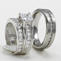 3 Ring Wedding Set | eBay