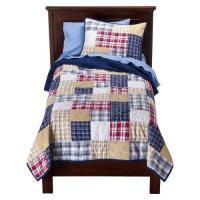 Boys Twin Plaid Bedding | eBay