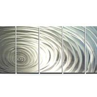 Modern Metal Wall Art | eBay