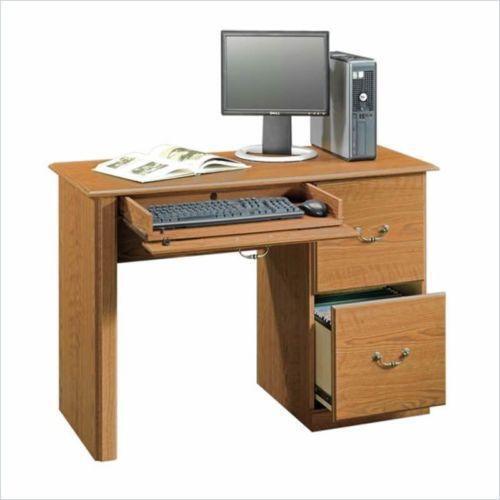 Small Oak Desk  eBay