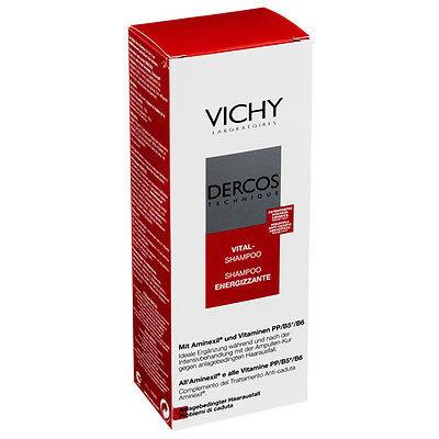 Vichy Dercos Vital Haarausfall 200 ml Shampoo 6887576 (5,50€/100 ml)