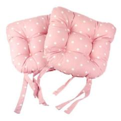 Kitchen Chair Covers Bedroom Lazy Pink Cushions | Ebay
