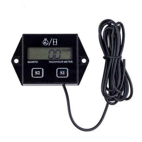 12V Hour Meter EBay