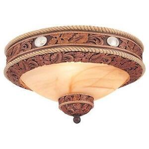 Western Ceiling Light