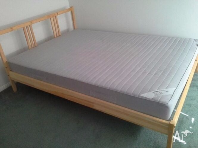 Ikea Double Mattress For Very Good Condition