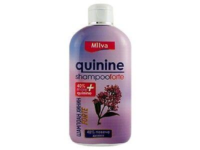Chinin(+40%) Shampoo 200ml für Schnelleren Haarwuchs, Gegen Haarausfall