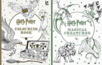 Harry Potter Da colorare 2 Libro Set Raccolta (Warner ...