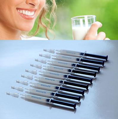 ** 9 x 3ml Profi Bleaching Gel Zahnweiß Zahnaufhellung Weiße Zähne Zahnbleaching