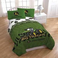 @New@ John Deere Tractor Twin / Full Reversible Comforter ...