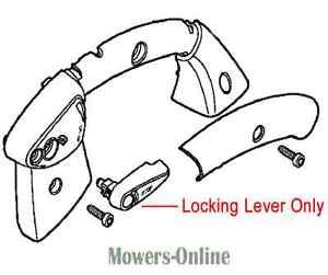 Genuine Stihl Locking Lever Leaf Blower Vacuum 4241 182
