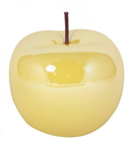 IRISIEREND-Keramik, Apfel, Dekoration, Wohnaccessoires, Tischdekoration, Obst