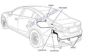 Mazda-C853-V7-290-Rear-Parking-Sensor-Kit-Mazda6-2014