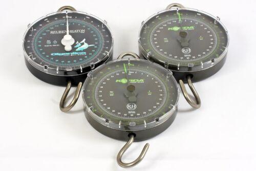 Korda-NEW-Limited-Edition-Reuben-Heaton-Carp-Fishing-Scales-FREE-NXG-Pouch