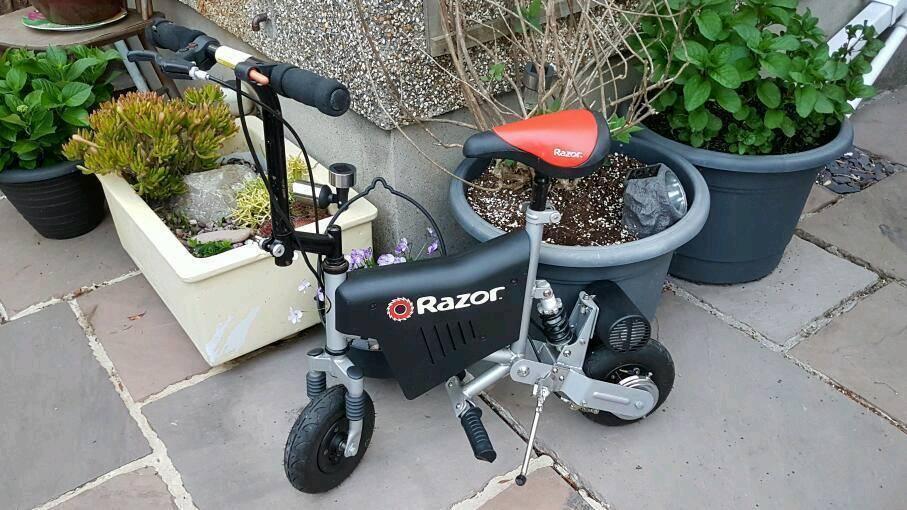 Razor Epunk Electric Mini Bike Parts Electricscooterpartscom