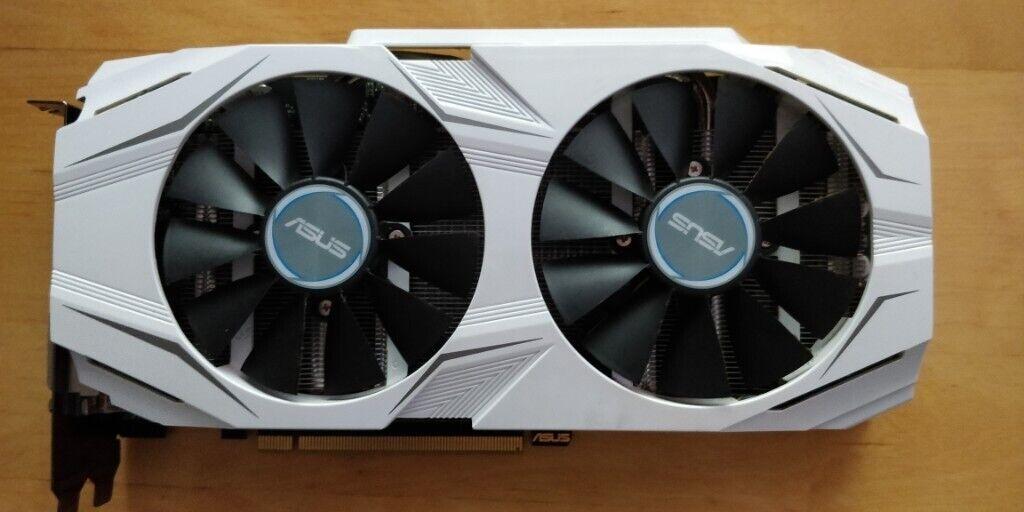 Asus AMD Radeon RX480 8GB | in Falkirk | Gumtree