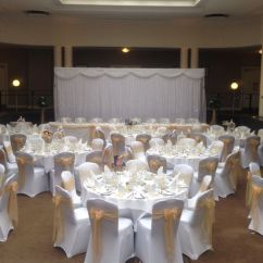 Gumtree Wedding Chair Covers For Sale Sleeper Twin King And Queen Throne Hire £199 Head Table Decoration £35 Decor Rental ...