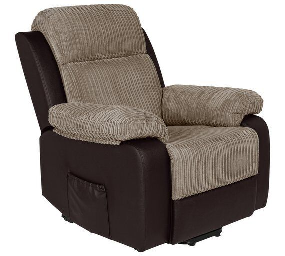 electric recliner chairs argos event chair covers wholesale bradley and riser fabric the collection by