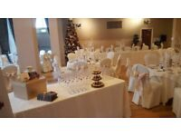 chair cover hire inverclyde hammock swing australia covers and in scotland gumtree luxury ivory 300