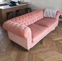 Pink Velvet Sofa Best 25 Pink Velvet Sofa Ideas On ...