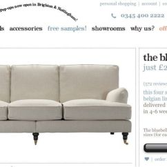 Bluebell Sofa Gumtree Fold Bed Ikea 4 Seater In Wandsworth London