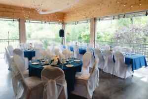wedding chair covers montreal wooden chairs kijiji in greater buy sell 100 white