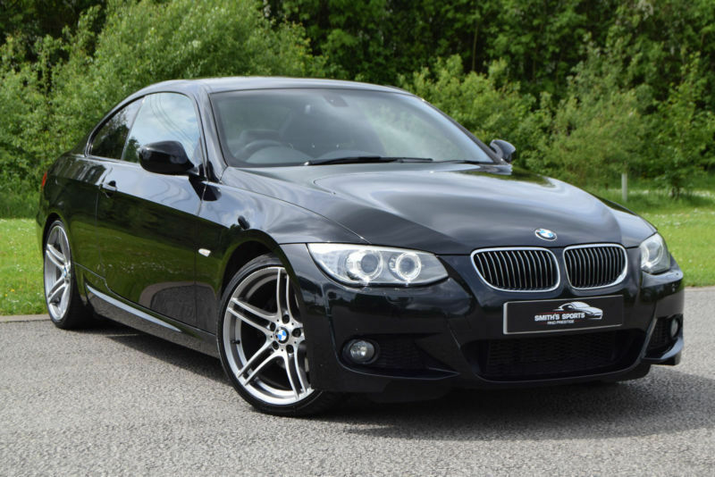 Bmw 320 20td Auto 20105my D Sport Plus  In Swadlincote