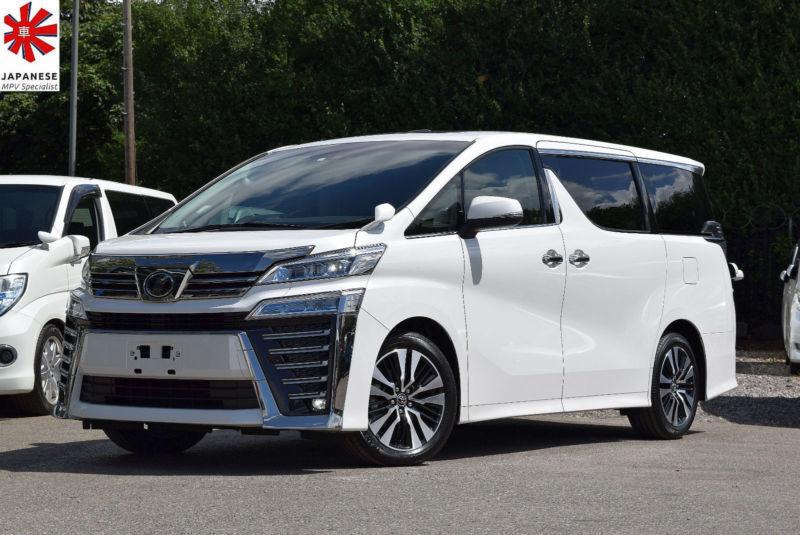 all new vellfire 2018 harga mobil kijang innova 2017 toyota 2 5 z g edition automatic premium seats mpv alphard estima
